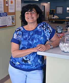 Christine - Receptionist