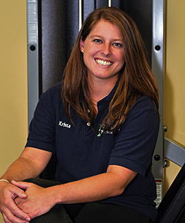 Krista - Doctor of Physical Therapy