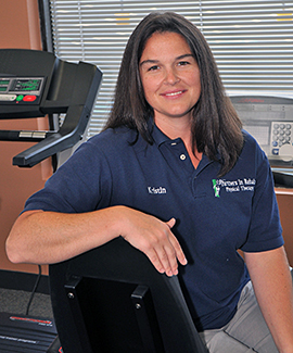 Kristin - Director of Physical Therapy