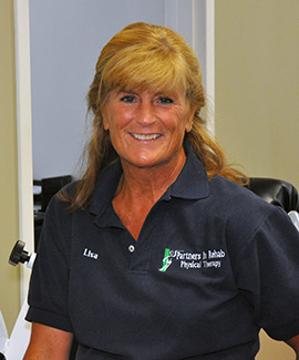 Lisa - Physical Therapy Assistant