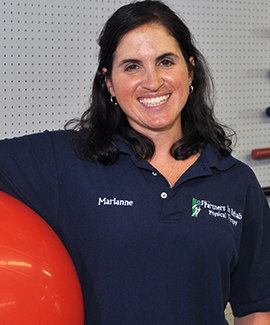 Marianne - Master of Science in Physical Therapy